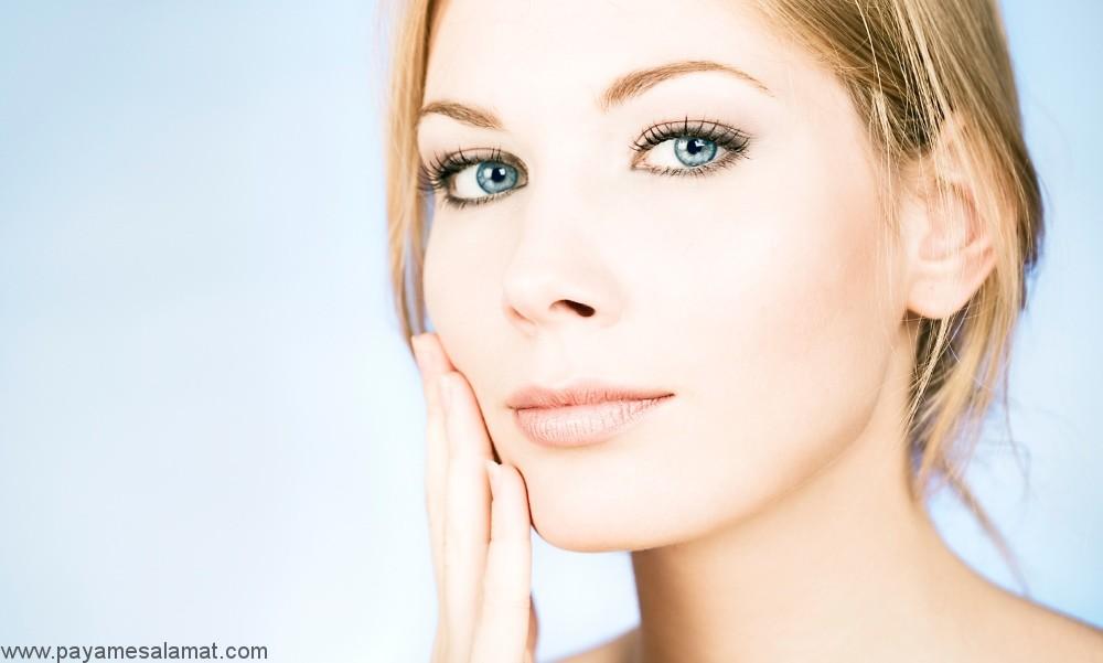 درمان منافذ باز پوست در طب سنتی و به کمک مواد طبیعی