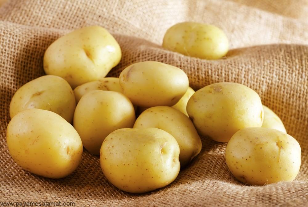 عوامل خطر و علائم حساسیت به سیب زمینی