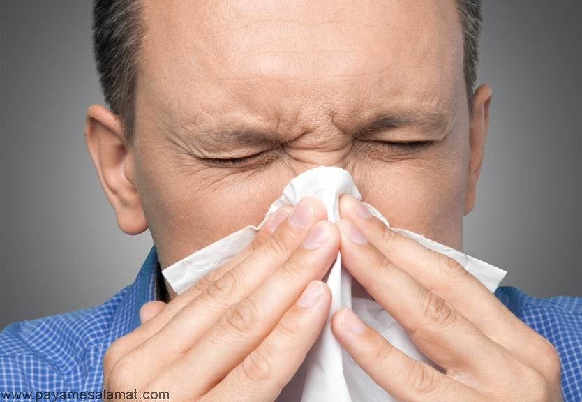 درمان آبریزش بینی در خانه و به کمک روش های طبیعی و سنتی