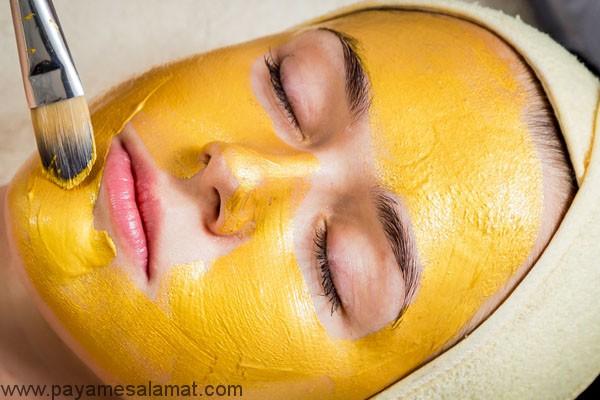 طرز تهیه ماسک پوست پرتقال در خانه