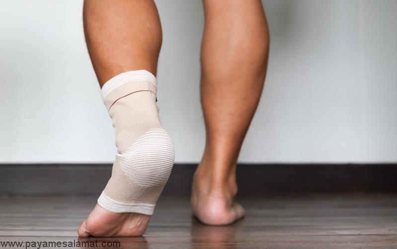 عوارض بعد از پیچ خوردگی مچ پا چیست؟