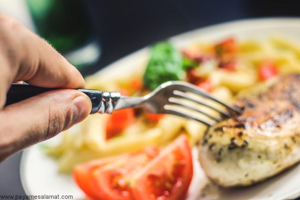 بهترین زمان برای خوردن شام جهت کاهش وزن