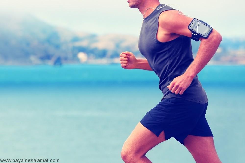چگونگی تاثیر ورزش بر روی قلب