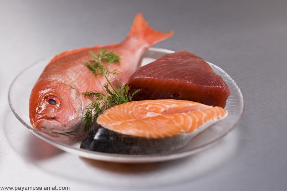 تأثیر مصرف ماهی بر روی میل جنسی