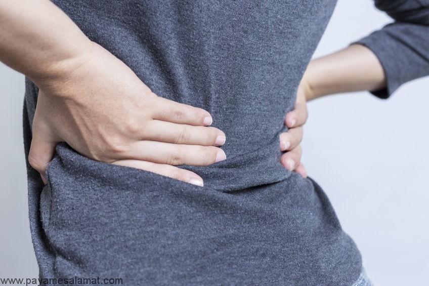 ارتباط بین درد پایین کمر با فشار خون بالا چیست؟