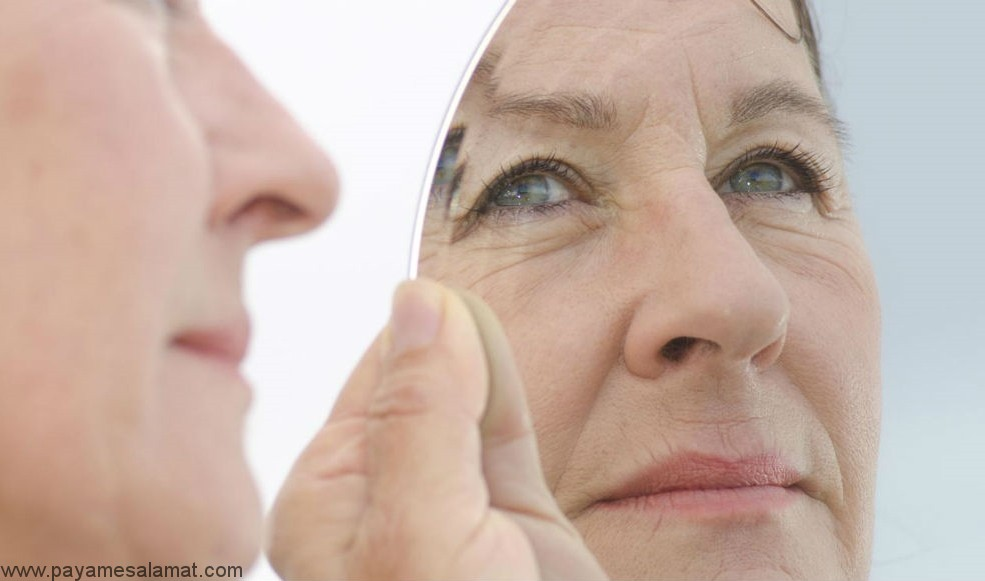 روش های خانگی درمان افتادگی پوست