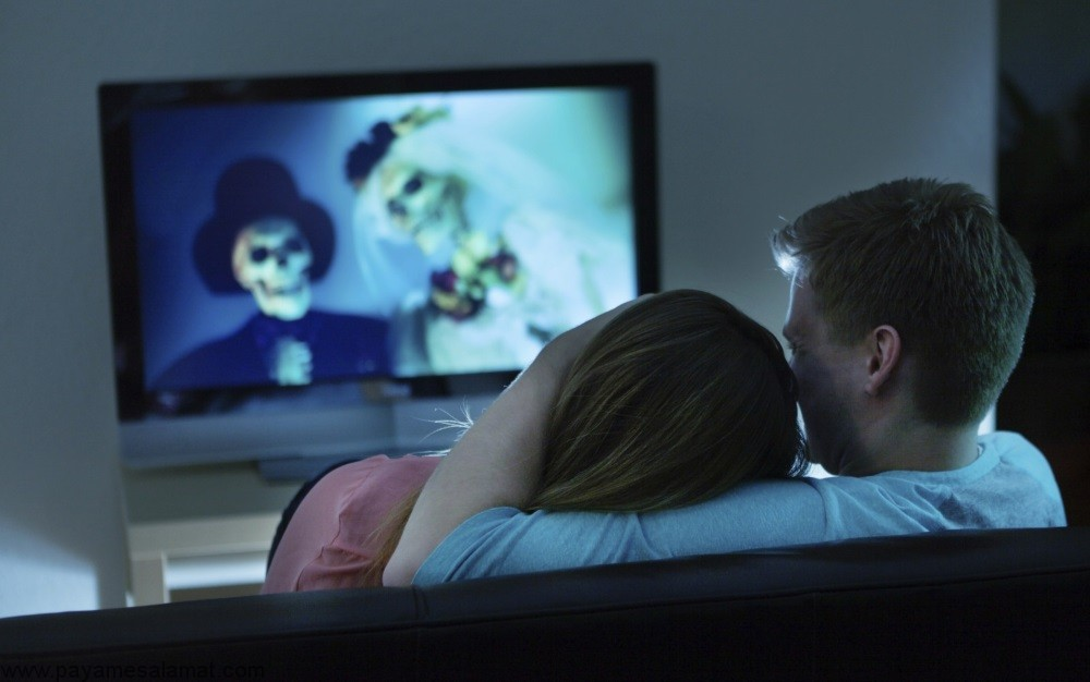 دلیل دوست داشتن فیلم های ترسناک چیست؟