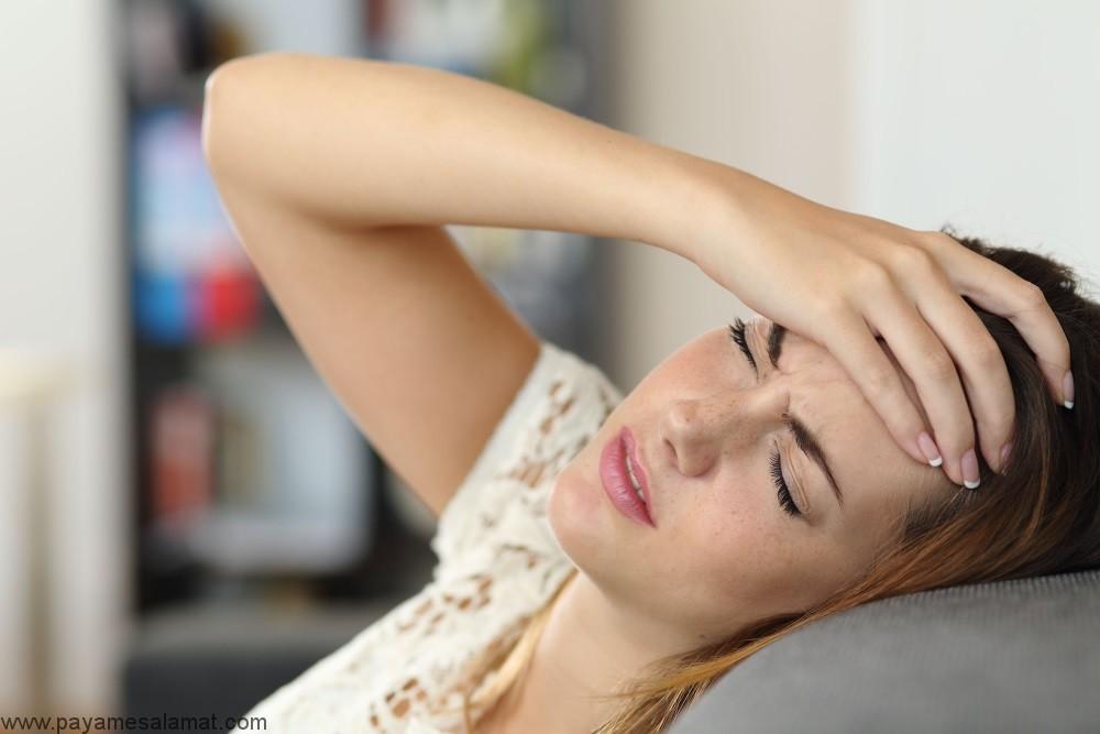 سردرد مزمن روزانه ؛ نشانه ها، علل، عوامل خطر، عوارض، روش های تشخیص و درمان