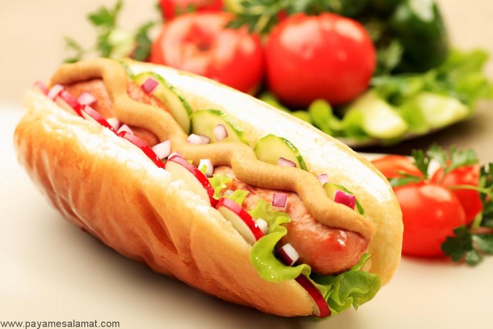معرفی و آشنایی با یکی از مهمترین غذاهای سرطان زا