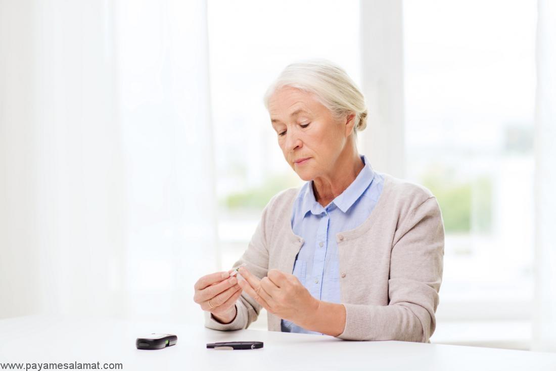 تاثیر دیابت بر روی خلق و خو و روابط اجتماعی افراد