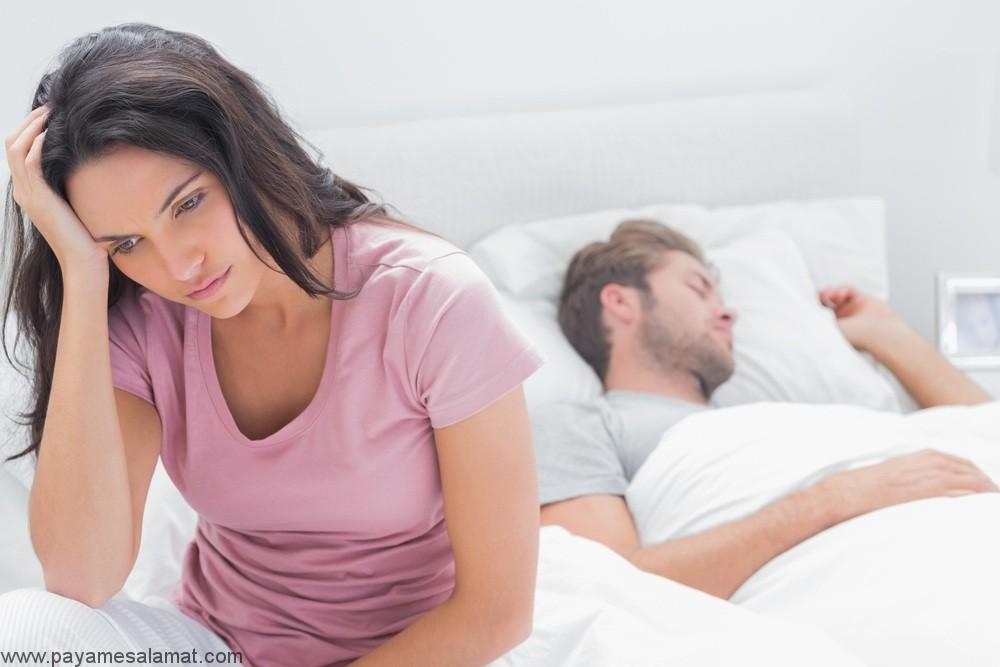 درمان اختلالات خواب به کمک روش های سنتی و مواد طبیعی