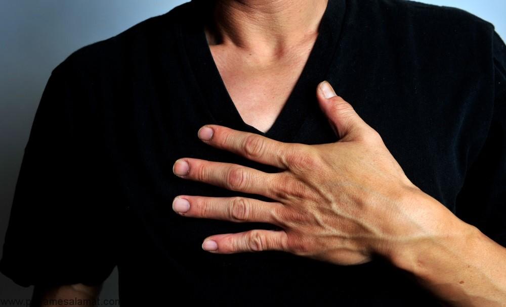 روش های خانگی درمان گرفتگی قفسه سینه