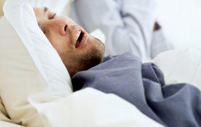 روش های خانگی درمان آپنه خواب