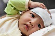 چگونگی کاهش علائم سرماخوردگی در نوزادان