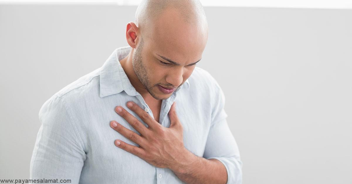 روش های خانگی برای درمان درد قفسه سینه (آنژین)