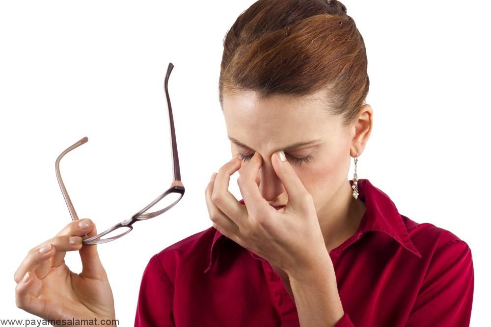 روش های کاهش فشار چشم در طب سنتی