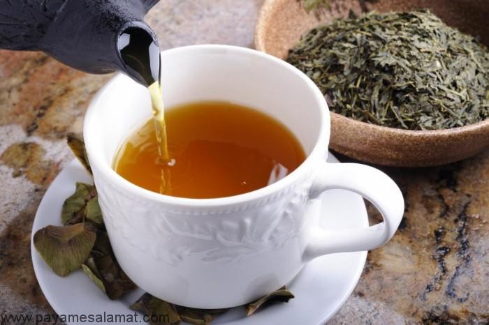آیا عصاره چای سبز برای درمان حساسیت دندان مفید است؟