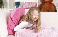 روش های طبیعی برای درمان درد گاز معده در کودکان