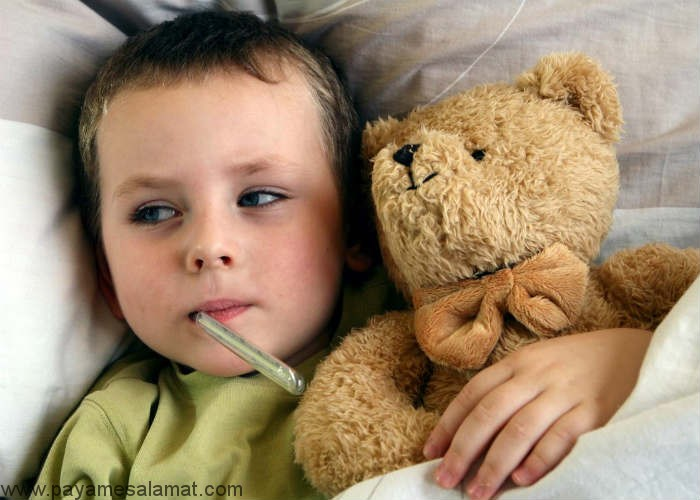 10 درمان طبیعی برای مشکلات بهداشتی کودک