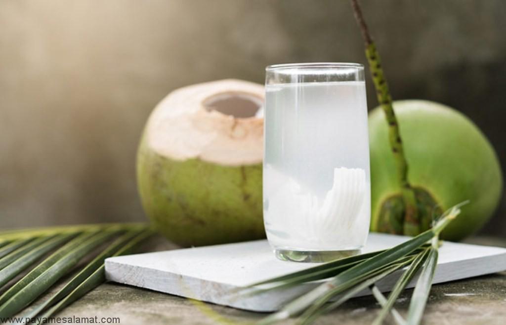 مهمترین خواص آب نارگیل برای بدن