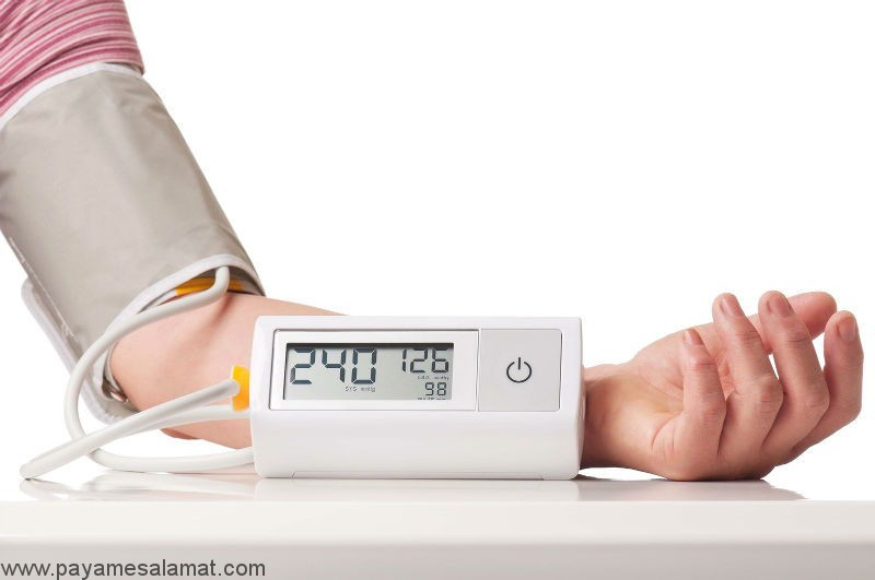 بیماری های ثانویه در فشار خون بالا