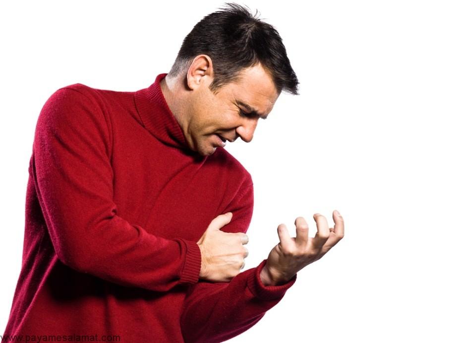 علل اختلال گردش خون در بازو چیست؟