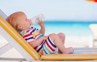 علائم هشدار دهنده کم آبی بدن در کودکان نوپا
