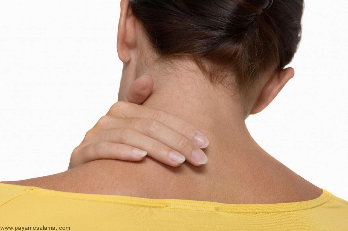 روش های طبیعی برای درمان خشکی عضلات گردن