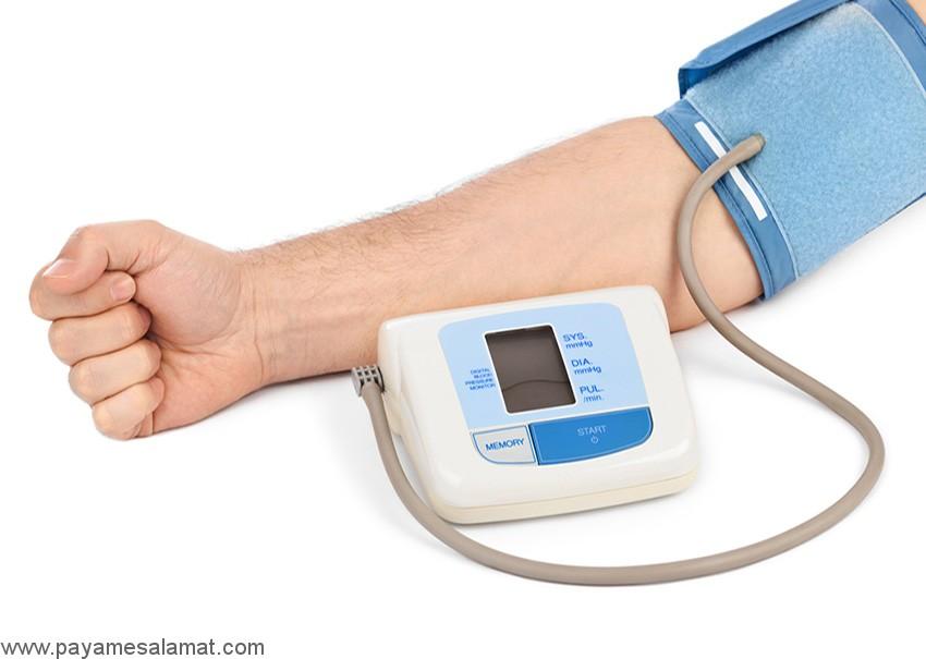 علل بالا بودن فشار خون دیاستولیک