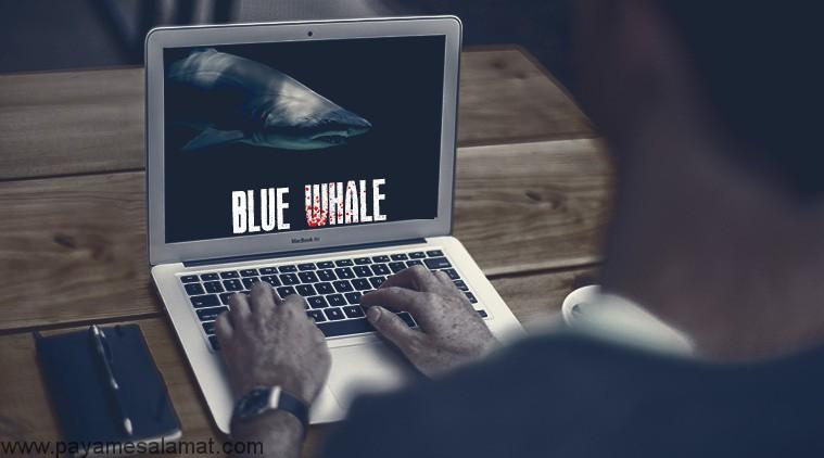 آنچه والدین باید در مورد بازی چالش نهنگ آبی بدانند