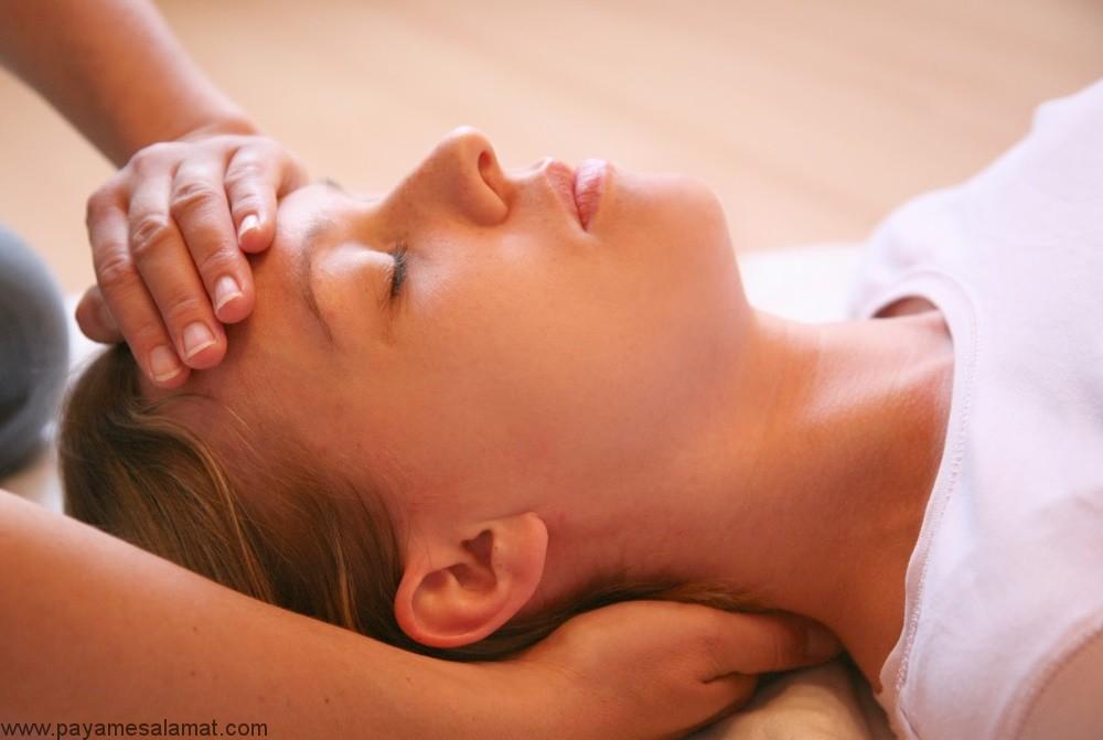درمان کرانیوساکرال (CST) و فواید آن برای بهبود افسردگی، گردن درد و سردرد
