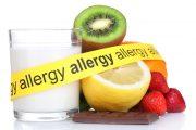 روش های خانگی برای درمان آلرژی غذایی