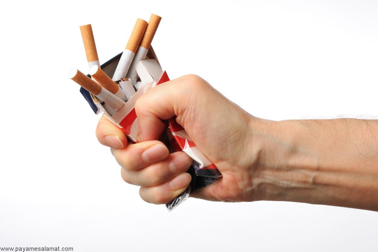 فواید ترک سیگار برای بدن چیست؟