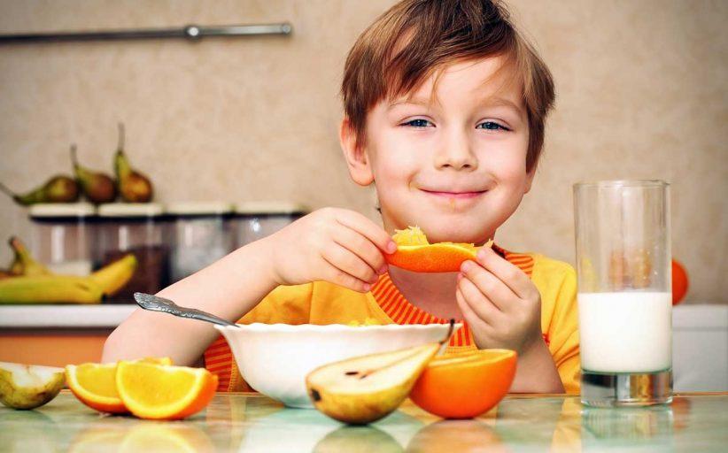 ۱۰ روش جالب اما موثر برای تقویت سیستم ایمنی بدن کودکان