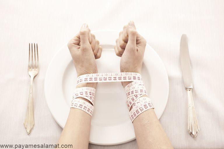 درمان بی اشتهایی به کمک روش های خانگی