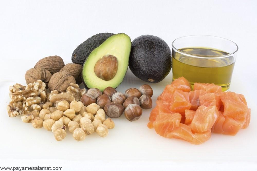مواد غذایی ضد پیری به همراه تاثیر و خواص این مواد برای بدن