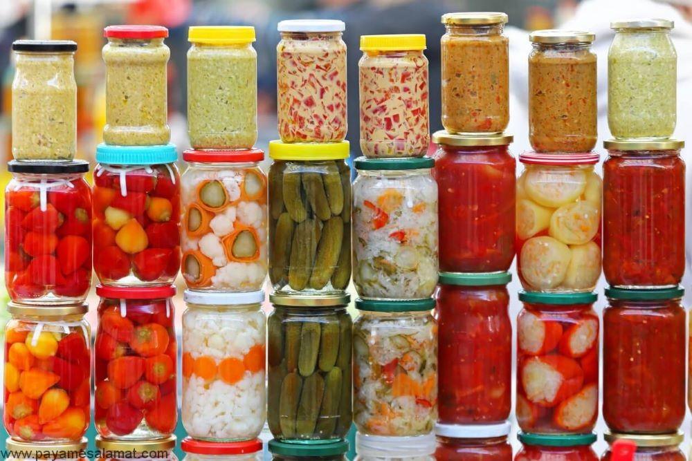 خواص غذاهای تخمیر شده برای بدن به همراه معرفی چند نمونه از بهترین غذاهای تخمیری