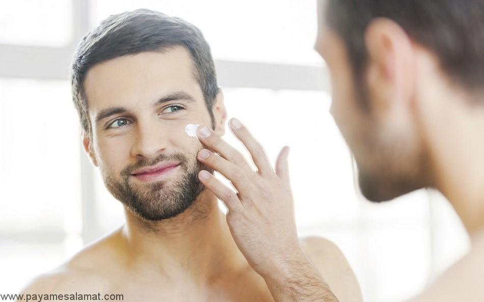 نکات مهم جهت مراقبت از پوست برای مردان