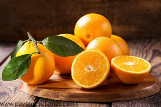 میوه های غنی از آب