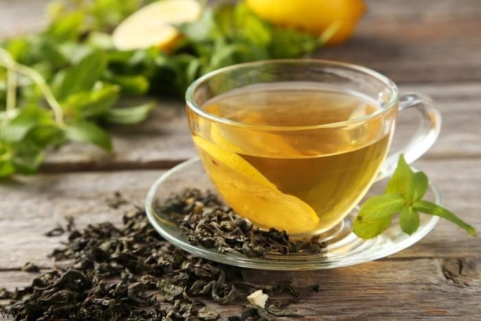 خواص چای سبز برای پوست و مو
