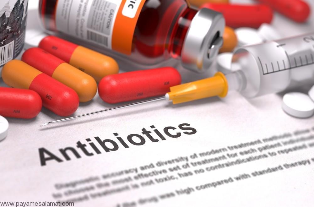 عوارض جانبی آنتی بیوتیک ها برای بدن چیست؟