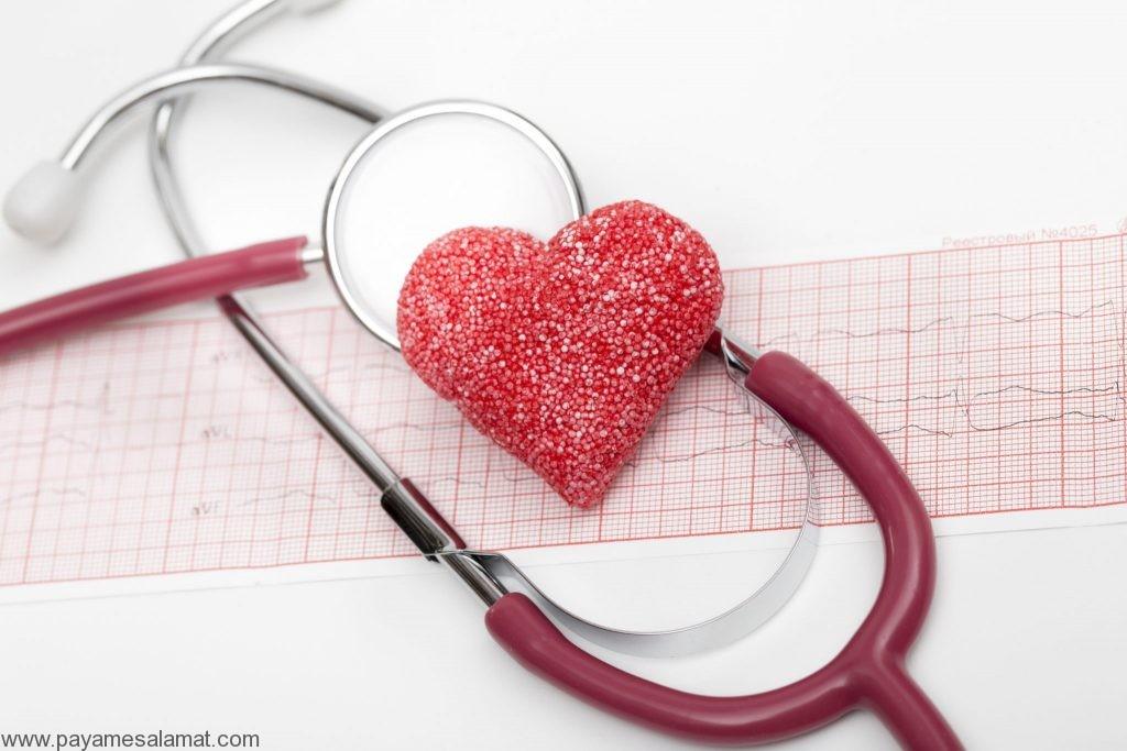 ارتباط دیابت و بیماری قلبی و دیابت و سکته مغزی