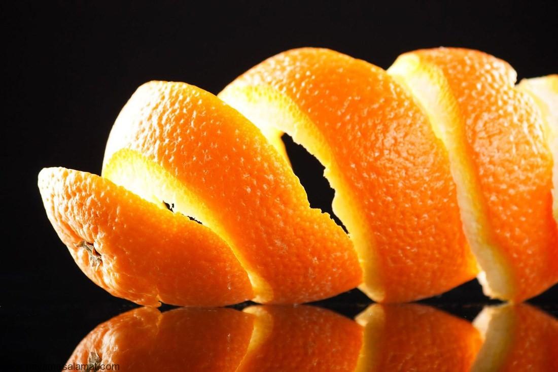 فواید پوست پرتقال برای سلامت بدن و معرفی کاربردهای دیگر این ماده