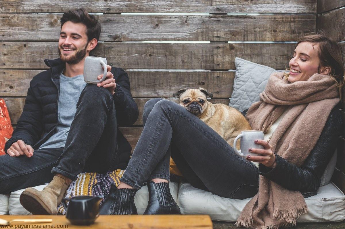تعیین اهداف مشترک با همسر