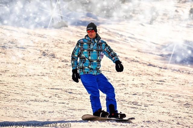 ورزش های زمستانی