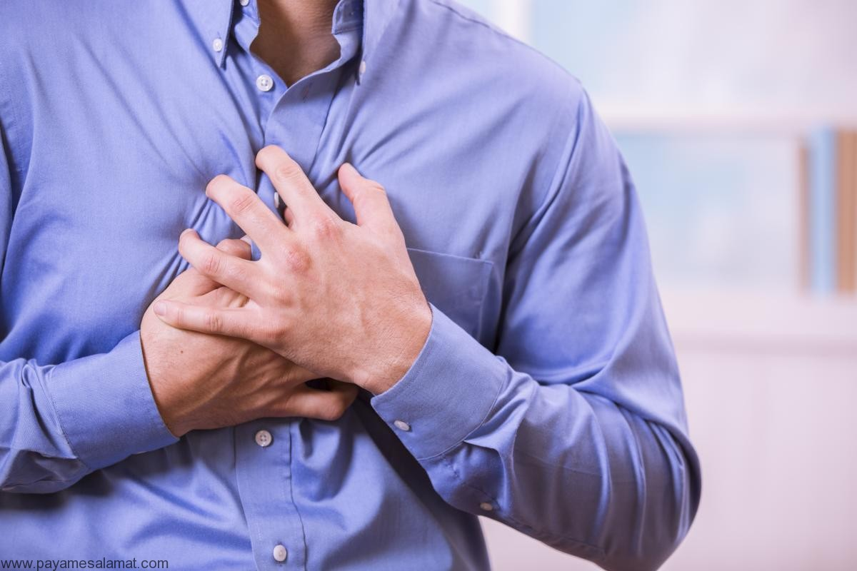 علائم قبل از سکته قلبی چیست؟