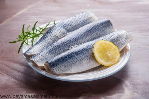 خواص شاه ماهی