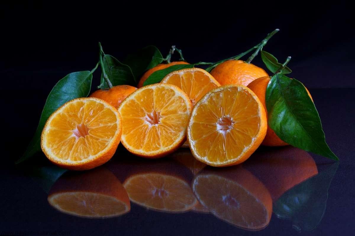 افراد مبتلا به دیابت نوع 2 می توانند پرتقال بخورند