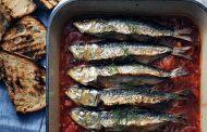 خواص ماهی ساردین به همراه ارزش غذایی این ماهی در هر وعده