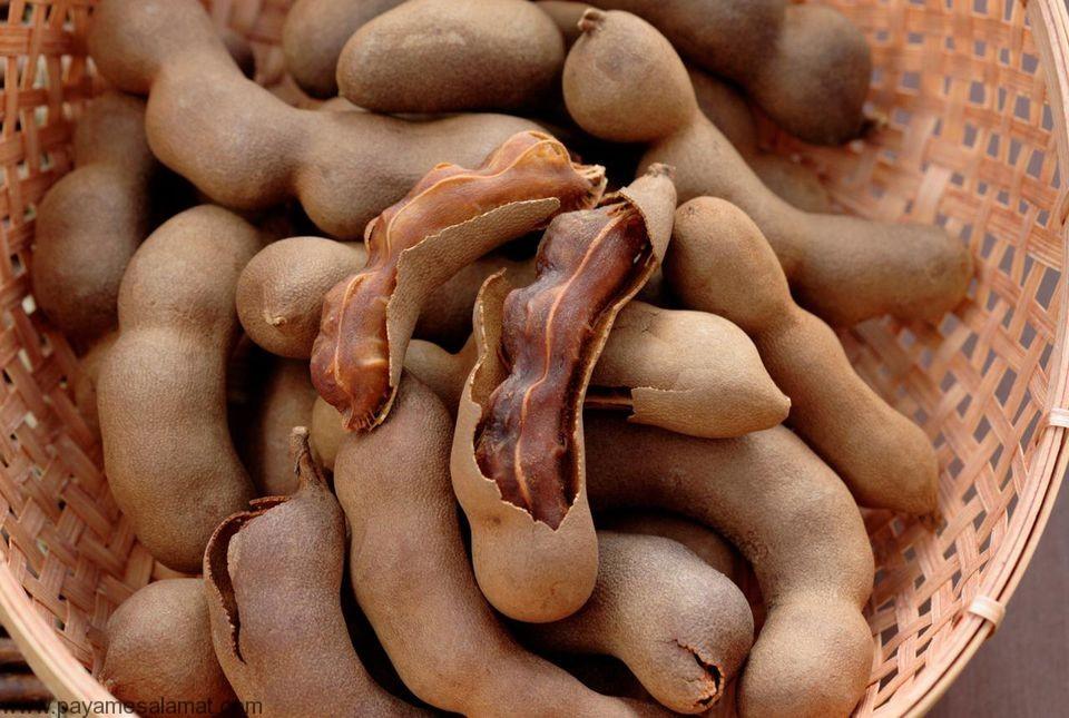 خواص تمبر هندی برای کاهش وزن، سلامت قلب و کاهش التهاب و ارزش غذایی این میوه